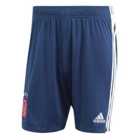Adidas Ajax Uitshort FI4793 Blauw main front