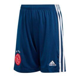 Adidas Ajax Uitshort Junior 20/21 FI4796 Blauw main
