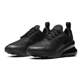 Nike Air Max 270 Kids Zwart BQ5776-001 pair angle