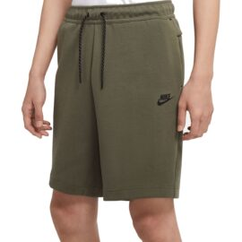 Nike Tech Fleece Short Groen CU4503-380 front main
