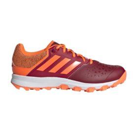 Adidas Flexcloud Bordeaux Oranje EE3745 side main