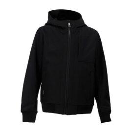 Airforce Softshell Jacket Zwart HRB0575-901 front main