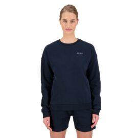 Airforce Sweater Dames Dark Navy model front main