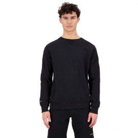 Airforce Sweater Heren Zwart GEM0708-901 model front main