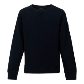 Airforce Sweater Jongens Dark Navy GEB0708-552 front main
