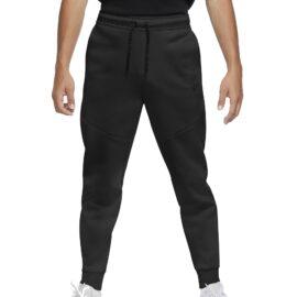 Nike Tech Fleece Joggingbroek Zwart CU4495-010 front main