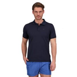 Airforce Outline Star Polo Dark Navy HRM0654-552-901 model front
