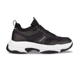 Calvin Klein Chunky Sneakers Dames Zwart side main