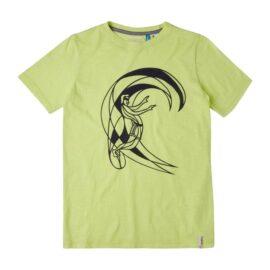 O'Neill Circle Surfer T-Shirt Limoen 1A2490-2038 main