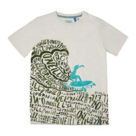 O'Neill Surfer Shortsleeve T-Shirt Wit 1A2480-1030 main