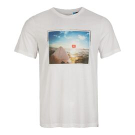O'Neill Surfers View T-Shirt Wit 1A2393-1030 main