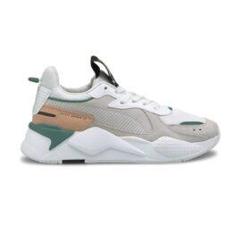 Puma RS-X Reinvent Sneaker Wit-Groen 371008-13 side main