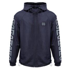 XPLCT Studios Reflector Jacket Navy Blue main