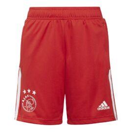 Adidas Ajax Junior Trainingshort 21-22 Rood GT9564 main