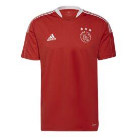 Adidas Ajax Tiro Trainingsshirt Rood GT9569 main