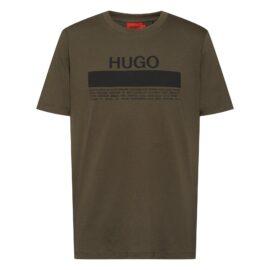Hugo Boss Daitai T-Shirt Dark Green 50457125-304