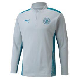 Puma Manchester City Trainingstop Grijs 764574 0011 main