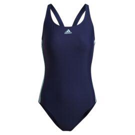 Adidas SH3.RO 3-Stripes Badpak Blauw GT2594 main