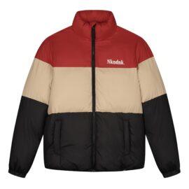 NIK&NIK Ryder Puffer Jacket Vintage Red B.4-027.21053644 main