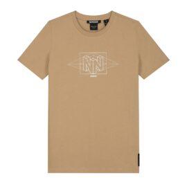 NIK&NIK Wesley T-Shirt Clay Beige B.8-006.21052525 main